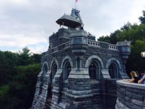 Castle in Central Park - for the Empress of Cheetos mountain.