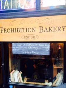 Not like Bakers Delight.